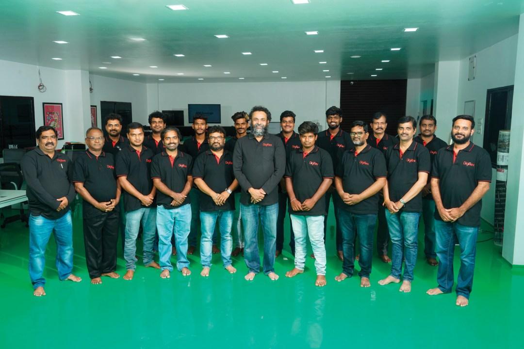 Digiflex Team India Ultra HD Flexo Bellissima print packagaing