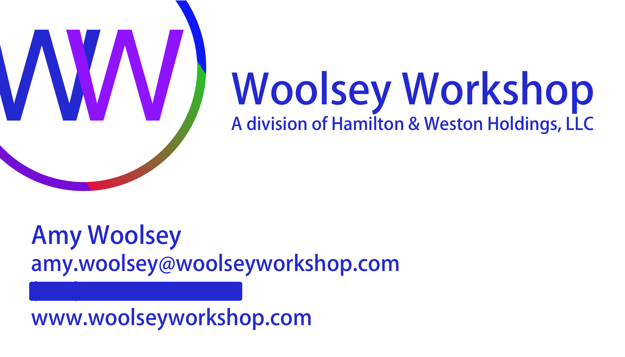 WWS Business Card
