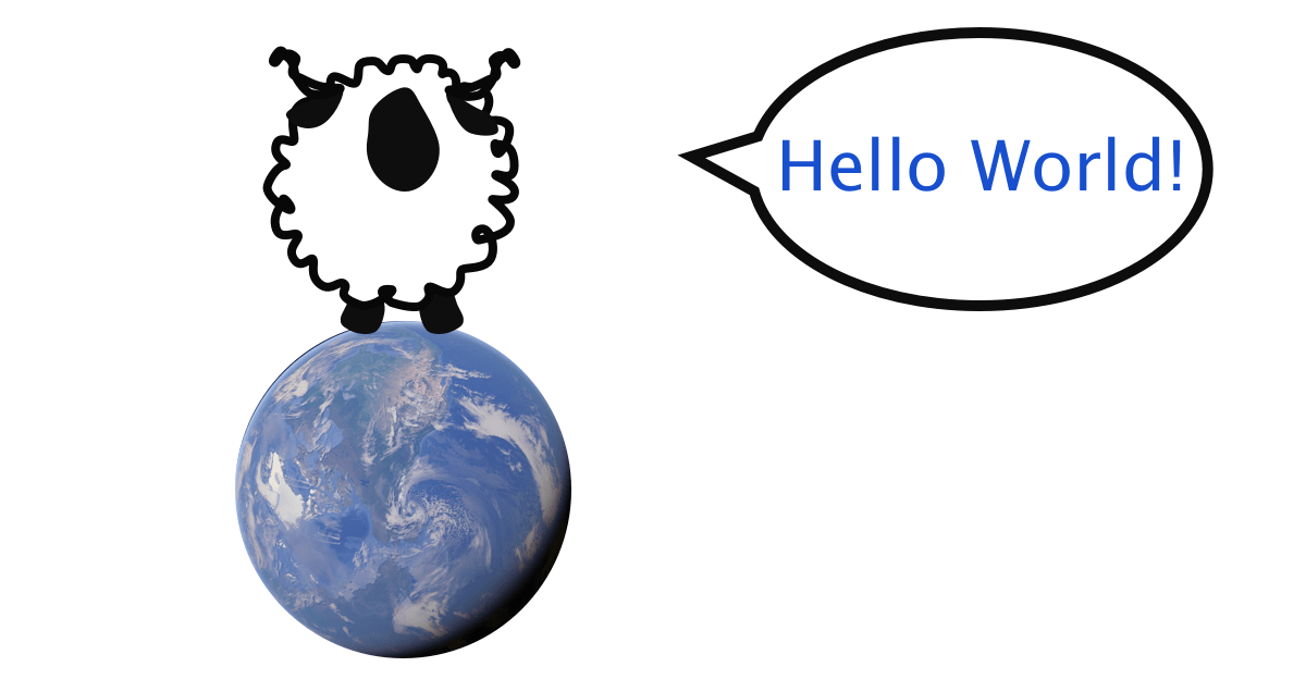 Hello World Cover Image