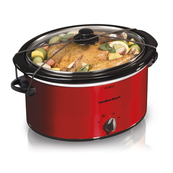 Hamilton Beach Portable Slow Cooker - 5-quart 33155