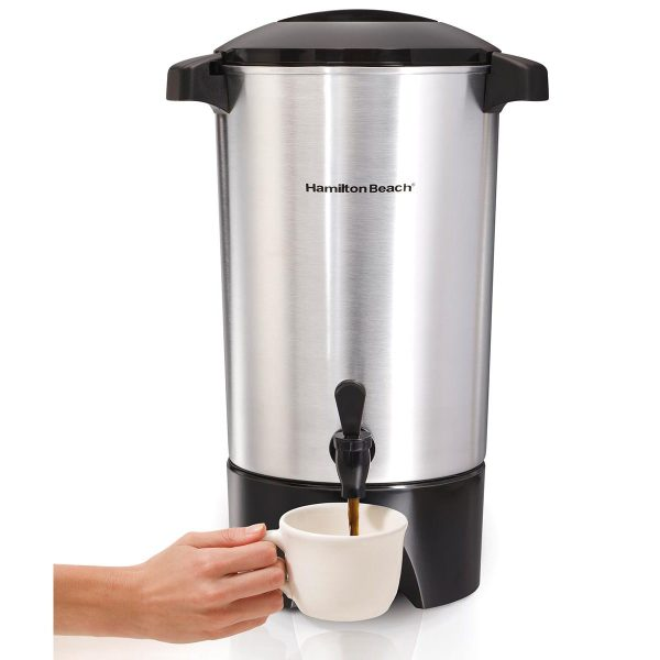 Hamilton Beach 42 Cup Coffee Maker