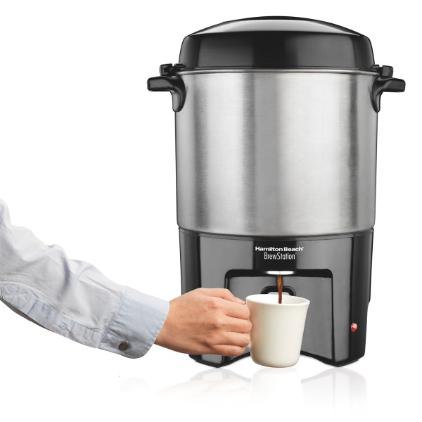 Hamilton Beach 40 Cup Coffee Urn