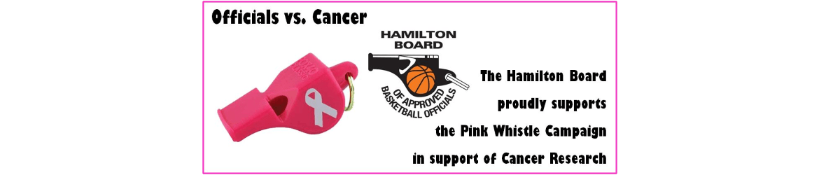 Pink Whistle Campaign