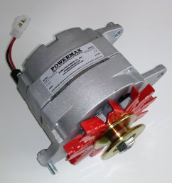 the new powermax lt series alternators are 100 amp high output internally regulated alternators these cost effective alternators are a perfect solution  [ 2592 x 1944 Pixel ]