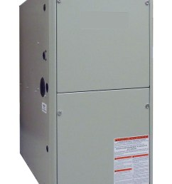 kelvinator 95 efficiency single stage upflow horizontal gas furnaces hamilton home products [ 1000 x 1296 Pixel ]