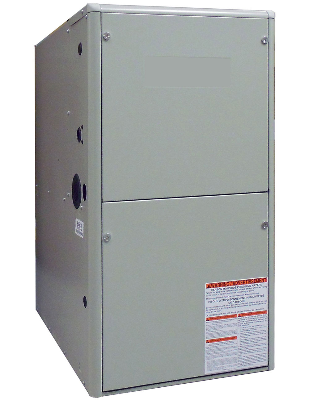hight resolution of kelvinator 95 efficiency single stage upflow horizontal gas furnaces hamilton home products