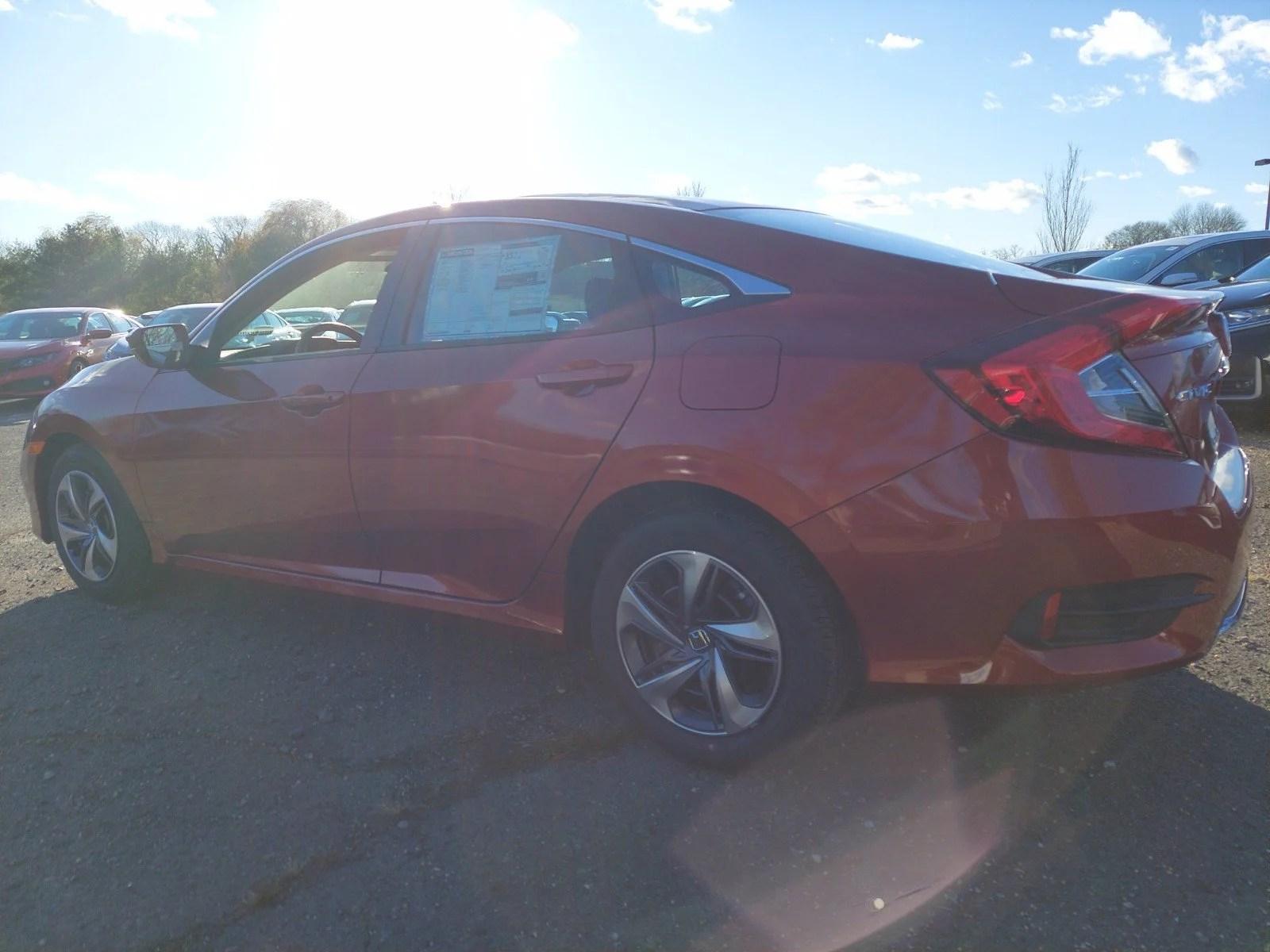 2021 Honda Civic LX CVT Hamilton NJ   Princeton Trenton Freehold New Jersey 2HGFC2F69MH509936