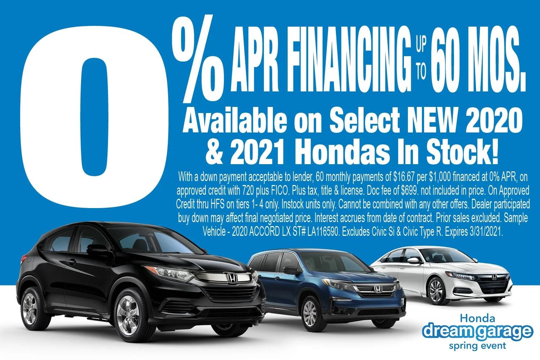 0% APR Financing   Hamilton Honda Specials Hamilton. NJ