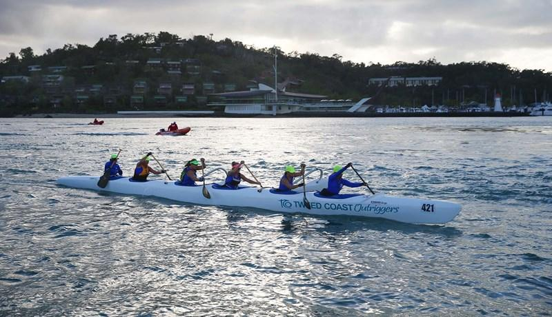 Clash Of The Paddles Hamilton Island Events