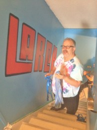 Kiwanis Hamilton Inc ONE DAY Paint at Larch Homework Club & Community House 3