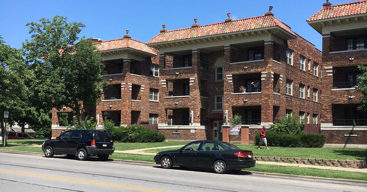 Hamilton Properties Corporation  Gotham  Kansas City Missouri