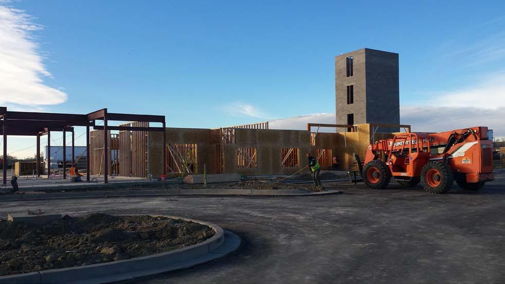 Hamilton Properties Corporation  Oakshire Trails  Pueblo CO  December 114 2015 Update
