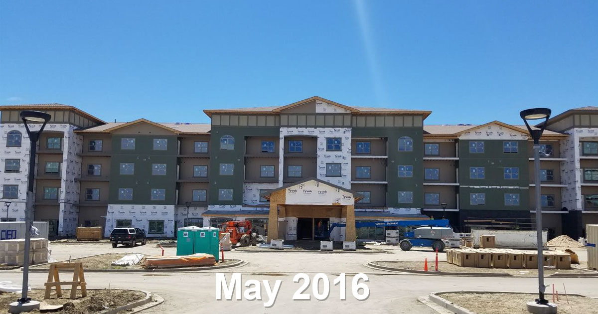 Hamilton Properties Corporation  Oakshire Trails  Pueblo CO  May 2016 Update