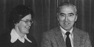 Pastor and Mrs Herbert Carson