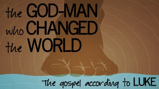 The God Man who changed the world