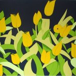 Yellow Tulips, 2014