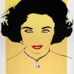 Liz (Big Girls Need Big Diamonds - Yellow), 2013