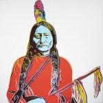 C & I: Sitting Bull, [III.70], 1986