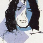 Mick Jagger [II.138], 1975