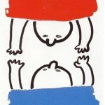 The Story of Red and Blue, [15], 1989