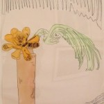 Flowers (Hand-Colored), 1974