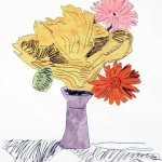 Flowers (Hand-Colored), [II.113], 1974