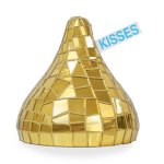 Hershey's Kiss (Gold)