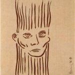 Portrait of Joseph Beuys, 1986