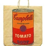 Campbell's Soup Can (Tomato), [II.4A], 1966