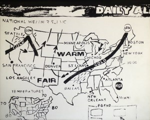 Weather Map (positive), 1986