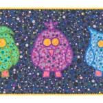 Three Owls, 2013