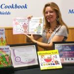 Hamilton Troll Cookbook wins 2 Awards 2017