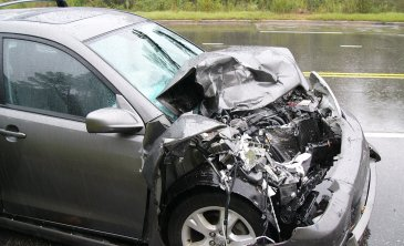 """""""... and I'm reasonably certain that this is not an accident free car."""""""