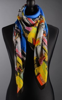 Luxury Silk Scarf Collection