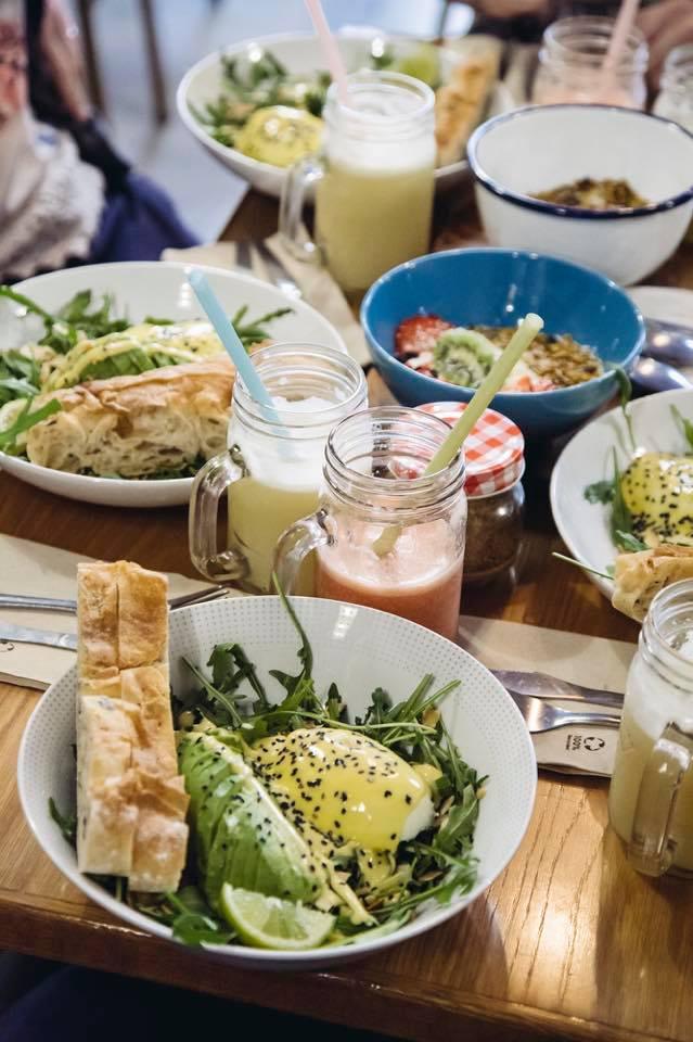 5 lugares para desayunar en Madrid y quedarse tan pichi
