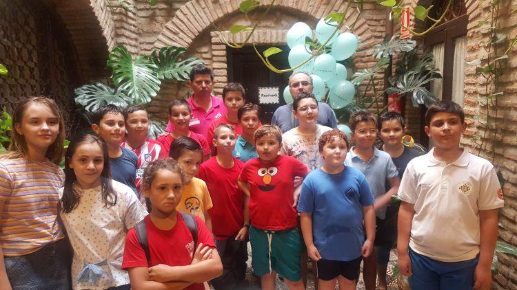 II edición del Torneo Infantil de Ajedrez de Hammam Al Ándalus Córdoba
