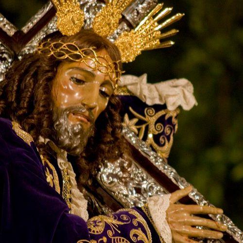 El Rico, la procesión que libera un preso cada año