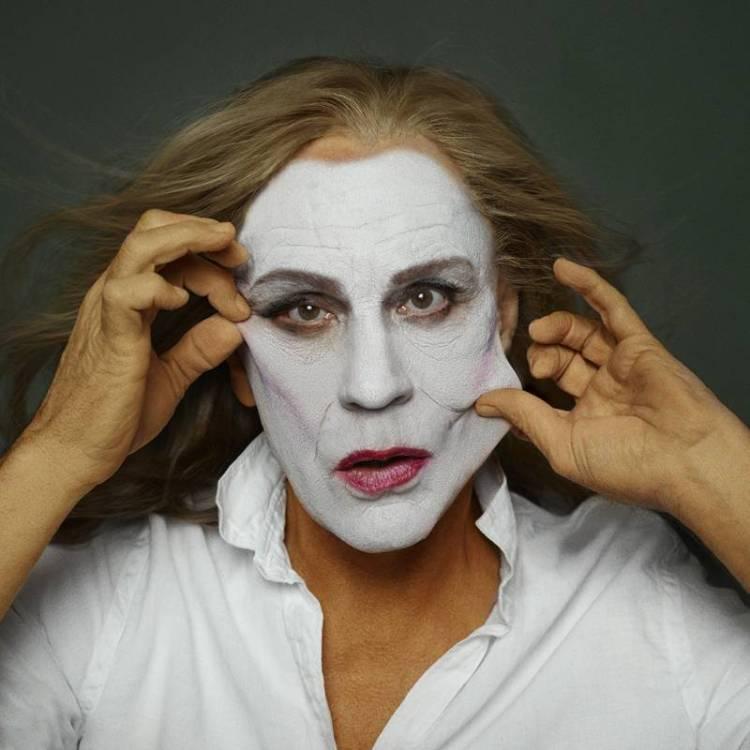 John Malkovich, el actor de las mil caras, en Málaga