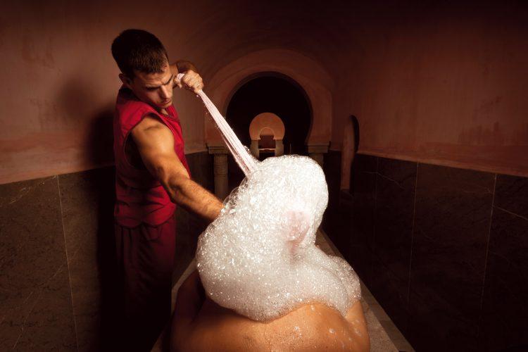 Una experiencia en los baños árabes Hammam Al Ándalus