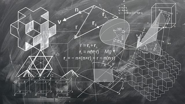Las matemáticas del cielo