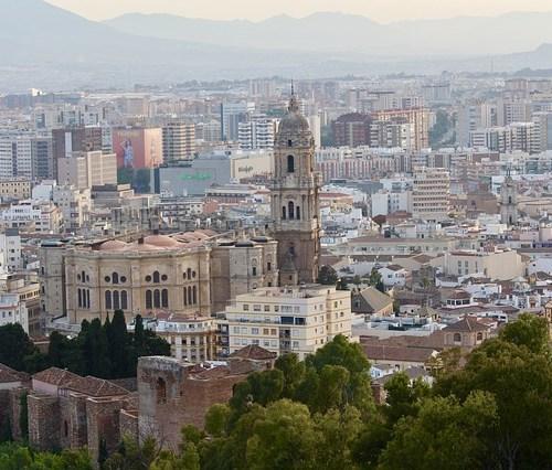 La Manquita de Málaga fue antes la Mezquita de Málaga