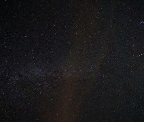Crónica de una noche de magia y astronomía en Sierra Nevada