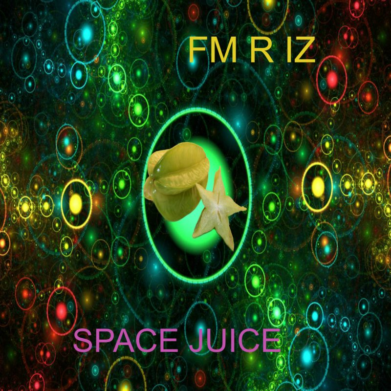 SPACE JUICE electronic music album