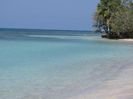 Buye beach in Cabo Rojo, Southwestern-most tip of the Island.