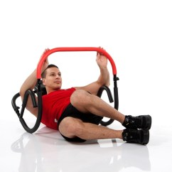 Chair Gym Exercise Manual Patio Plans Hammer Ab Roller Abdominal Trainer