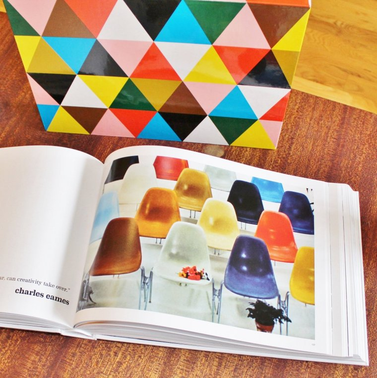 Eames: Beautiful Details coffee table book
