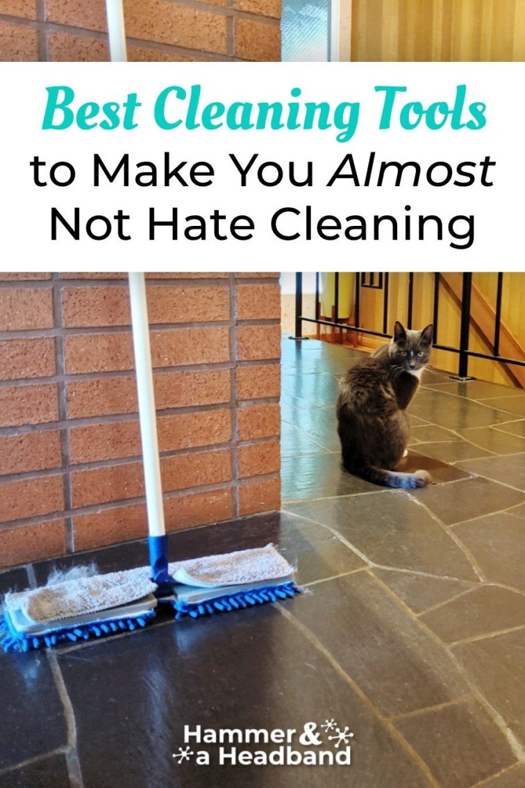 Best cleaning tools to make you almost not hate cleaning