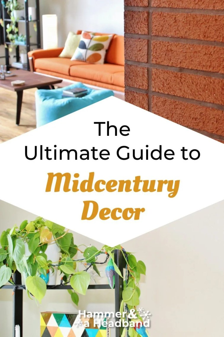 The ultimate guide to mid-century decor