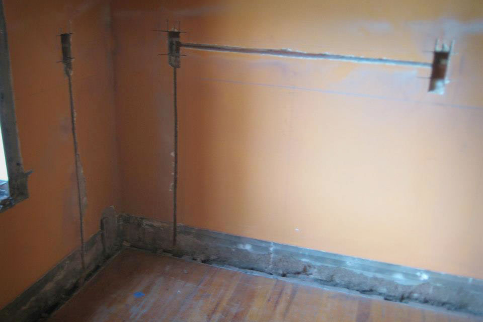 kitchen under cabinet lighting plywood cabinets renovation, part 2: breaking things & building ...