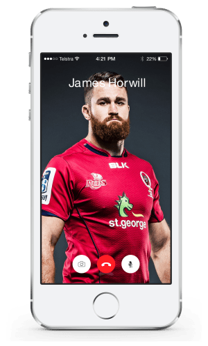 Interview with James Horwill